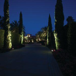 outdoor path lights low voltage