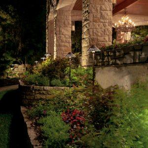 outdoor lighting south lyon