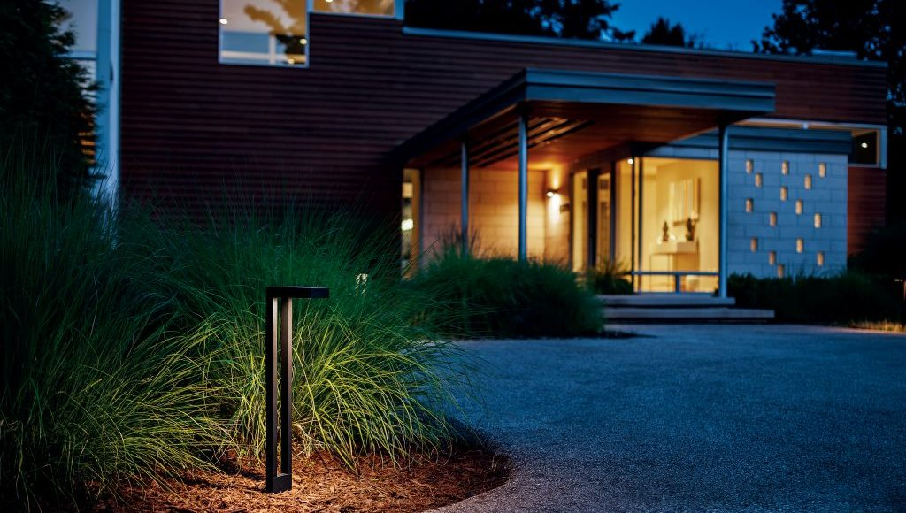outdoor path lights low voltage
